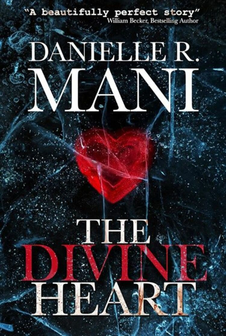 Crooked Cat new Divine Heart Bookcover
