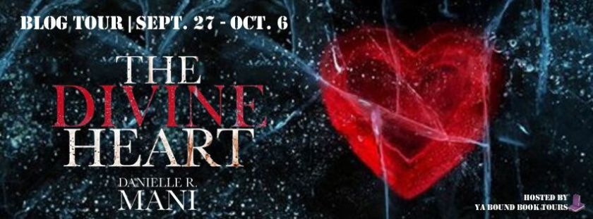 The Divine Heart tour banner