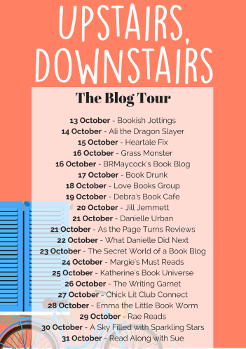 Upstairs, Downstairs The Blog Tour