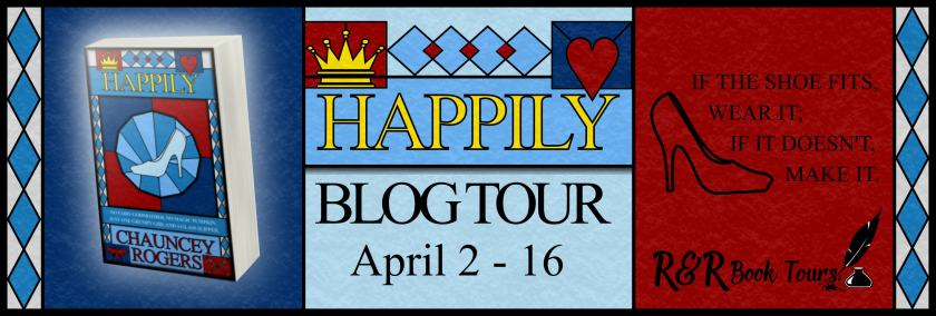 Blog Tour Banner - Recommended for