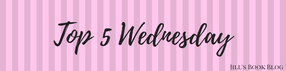 Top 5 Wednesday – Books Featuring Mental Health