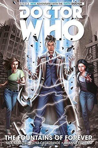 Review: Doctor Who: The Tenth Doctor, Vol  2: The Weeping