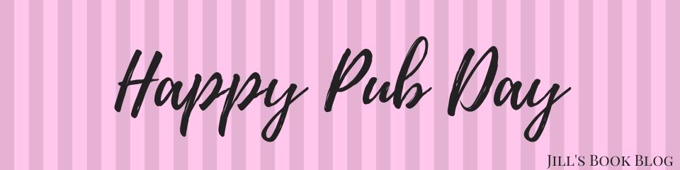 Happy Pub Day – July28